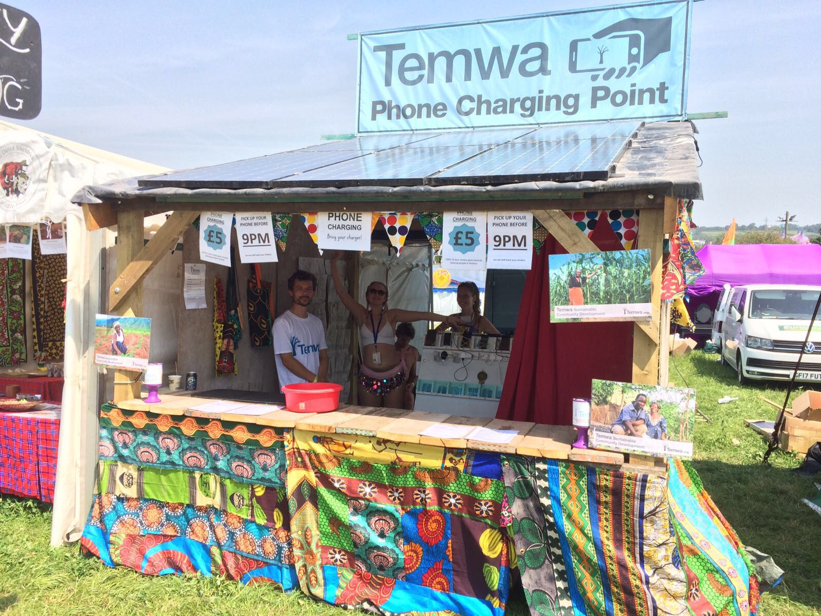 Temwa Glasto Pitch