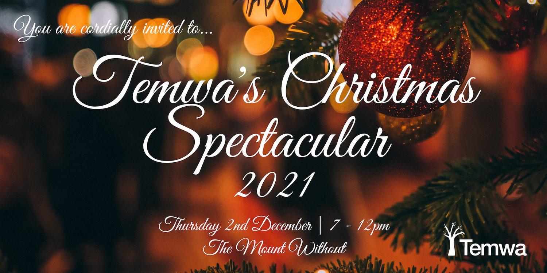 Temwa's Christmas Spectacular!